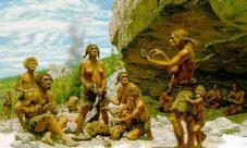 Historia de la comunicación humana desde la prehistoria (resumen)